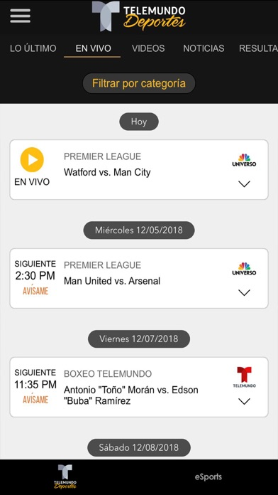 download Telemundo Deportes
