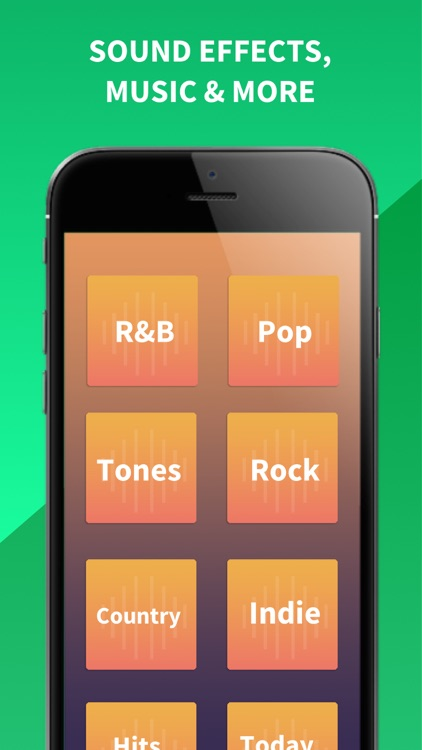 Ringtones - Sound Effects, Music & Songs
