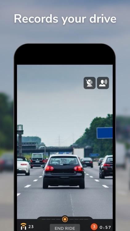 Nexar - AI Dashcam screenshot-0