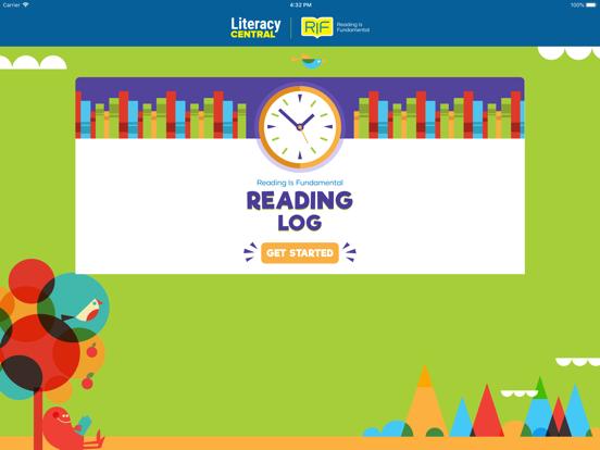 RIF Reading Logのおすすめ画像1