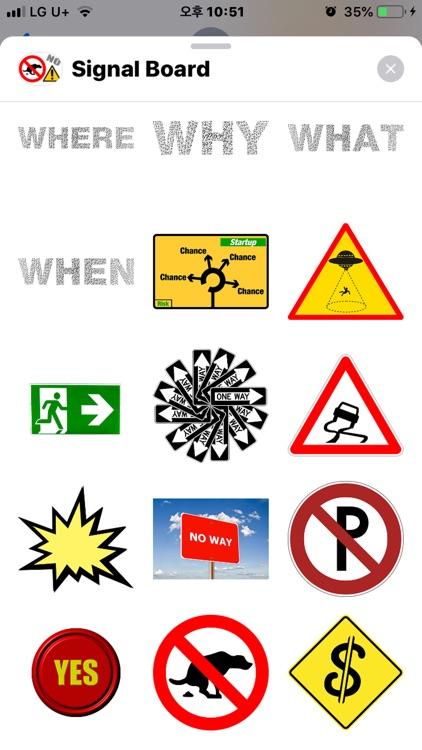Road Signs & Interjection screenshot-3