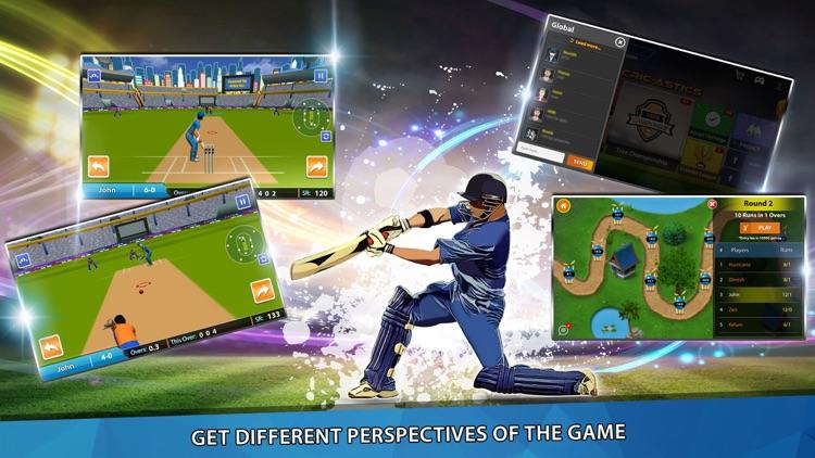 CricAstics 3D Cricket Game screenshot-3
