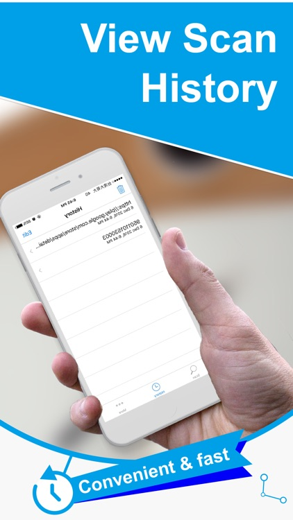 QR Code Reader for iPhone! screenshot-3