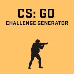 CS: GO Challenge Generator