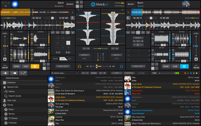 XYLIO Future DJ Pro 1 7 2 Free Download | Mac Torrent Download