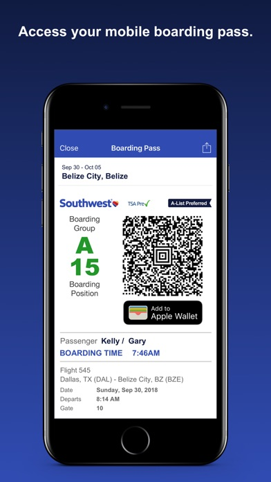 how to download boarding pass to android