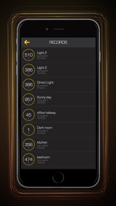 Light Lux Meter Screenshots