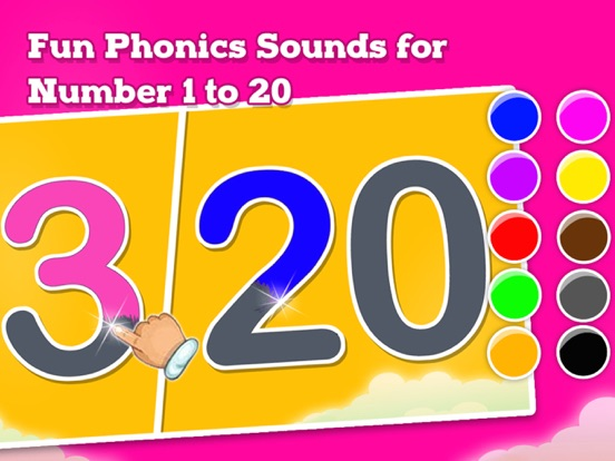 123 Counting & Tracing Numbers screenshot 7