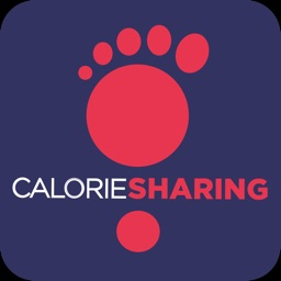 caloriesharing - step by step