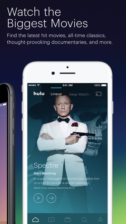 Hulu: Watch TV Shows & Movies screenshot-4