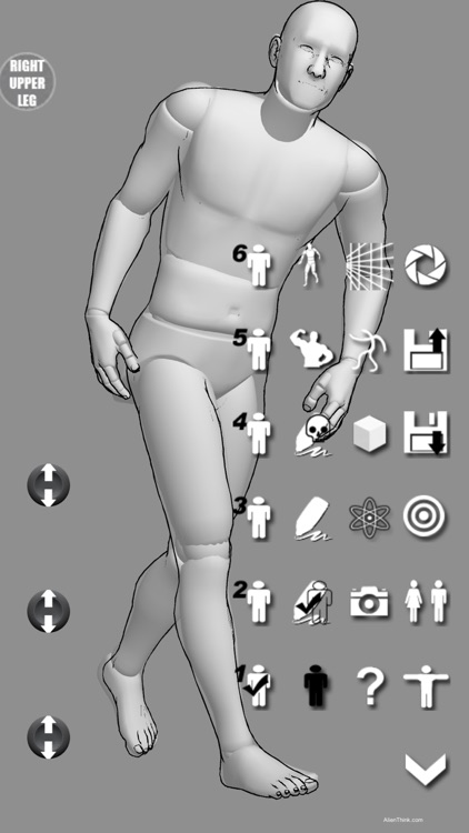 Comic Pose Tool 3D screenshot-6
