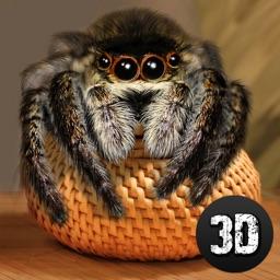 House Spider Survival Simulator 3D