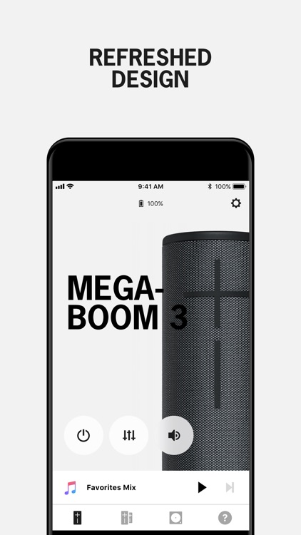 BOOM & MEGABOOM
