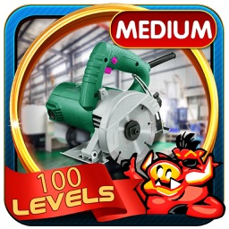 Big Factory Hidden Object Game