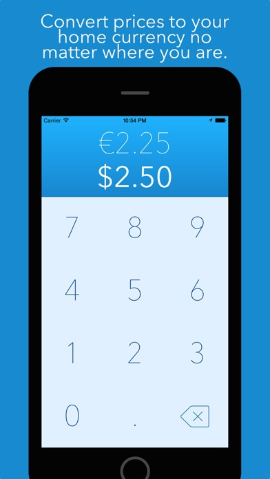 How Much? – Currency Converter Screenshots