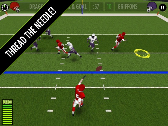 GameTime Football with Mike Vick-ipad-2