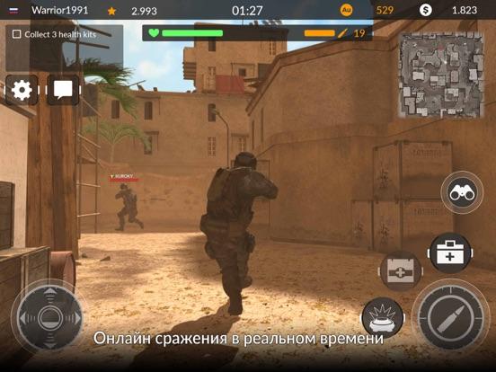 Игра Code Of War: Стрелялка онлайн