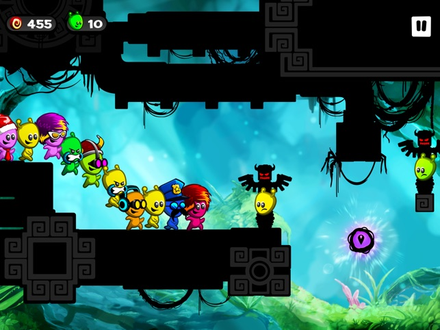 Gummy Heroes Screenshot