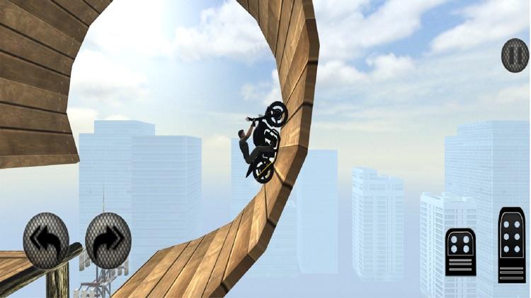 Tricky Motorbike Stunt Master screenshot-3
