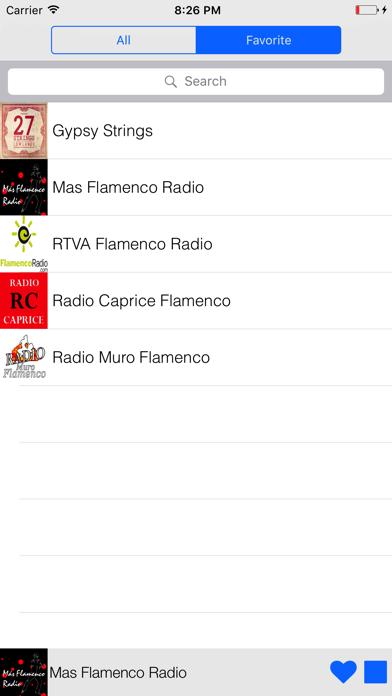 Radio FlamencoCaptura de pantalla de2