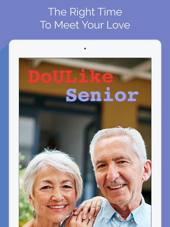 Senior Dating - DoULikeSenior by Segvburg ltd (iOS, United