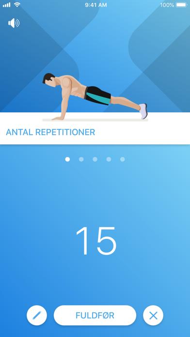 Screenshot for Just 6 Weeks PRO in Denmark App Store