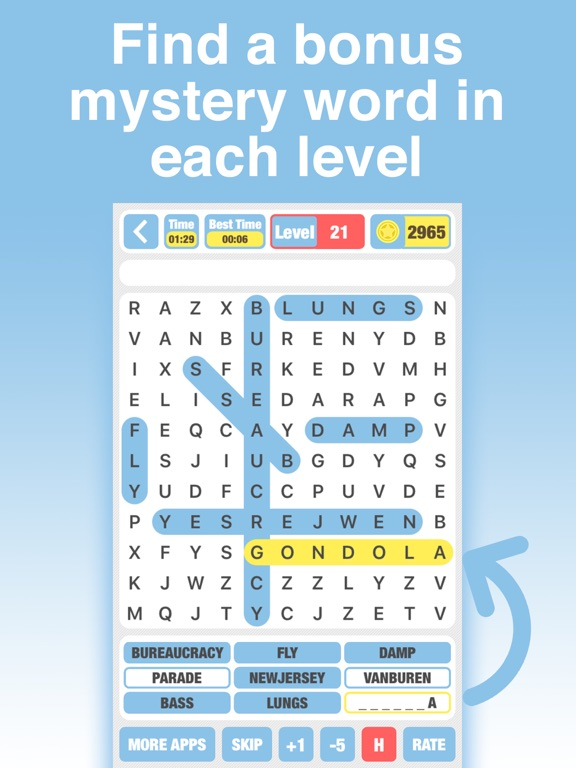 Word Hunt - Word Search Puzzle screenshot 7