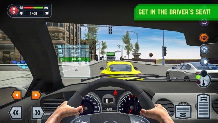 Car Driving School Simulator screenshot-4