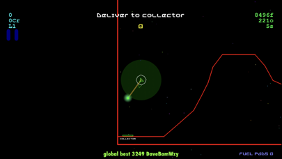 Screenshot from Levitar 2 - Vector