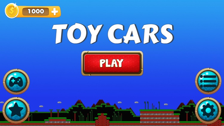 Toy Cars Racings Games screenshot-3