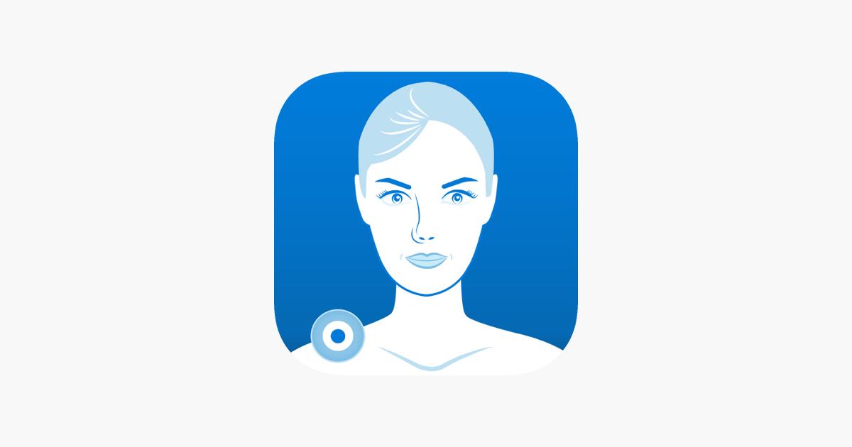 sch nheits massage akupressur punkte f r haut im app store. Black Bedroom Furniture Sets. Home Design Ideas