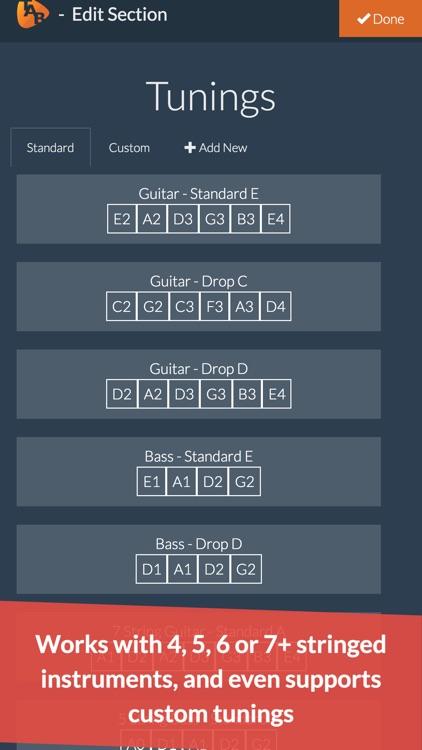 Guitar Notepad - Tab Editor screenshot-3