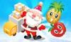 Pineapple Pen - Santa Claus Christmas Funny Game
