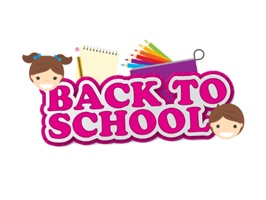 Back to School - Students pack