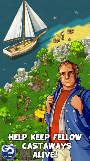 ‎The Island Castaway® Screenshot