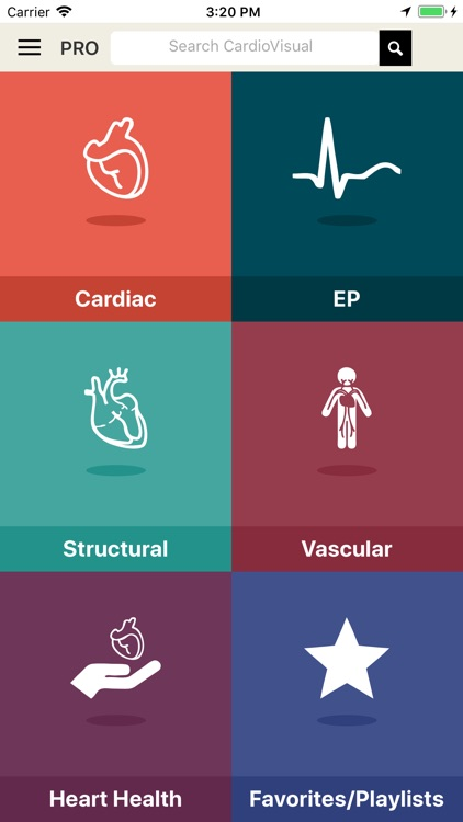 CardioVisual: Heart Health