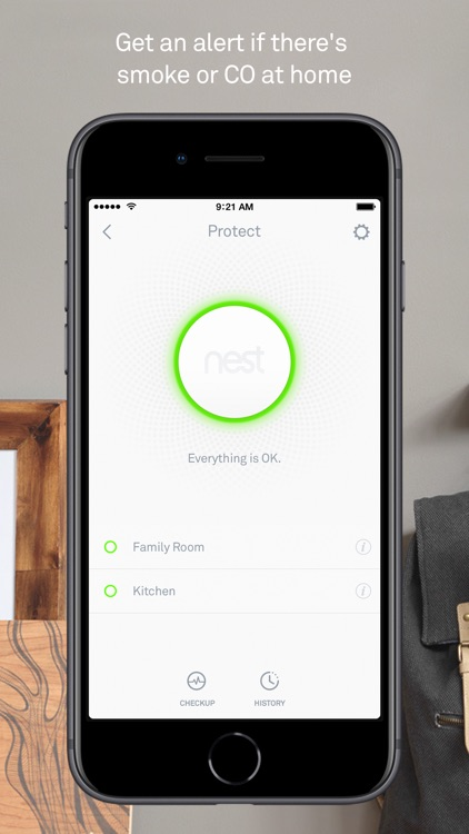 Nest - Your home in your hand screenshot-4