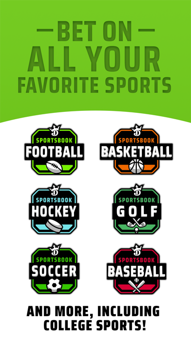 DraftKings Sportsbook & Casino screenshot 6