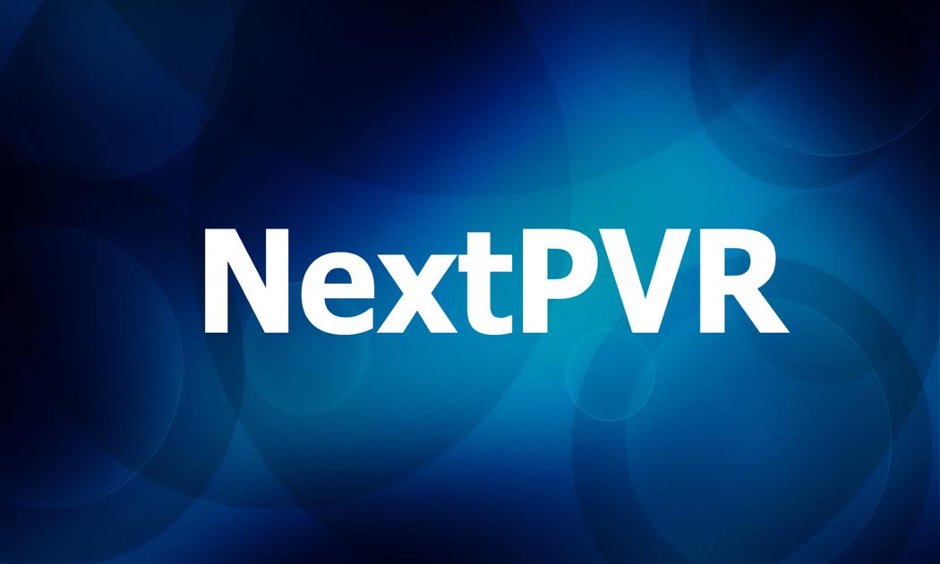 NextPVR TV