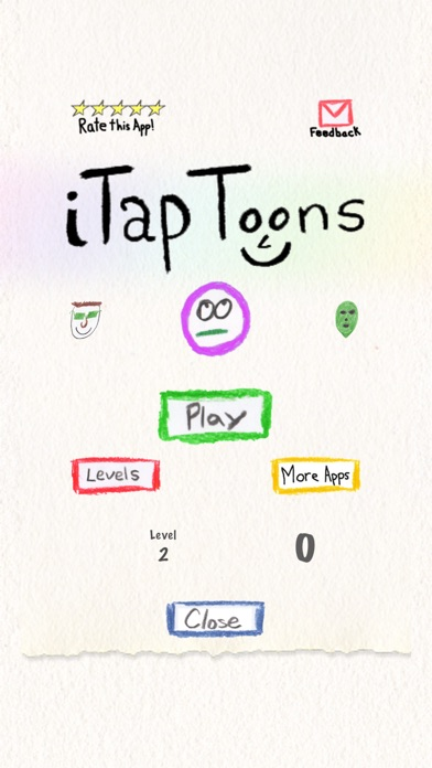 iTap Toonsのスクリーンショット
