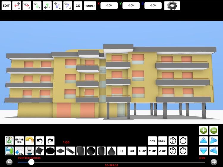 Finger3D HD screenshot-4