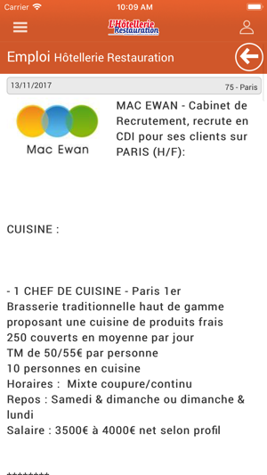 LHR Emploi on the App Store