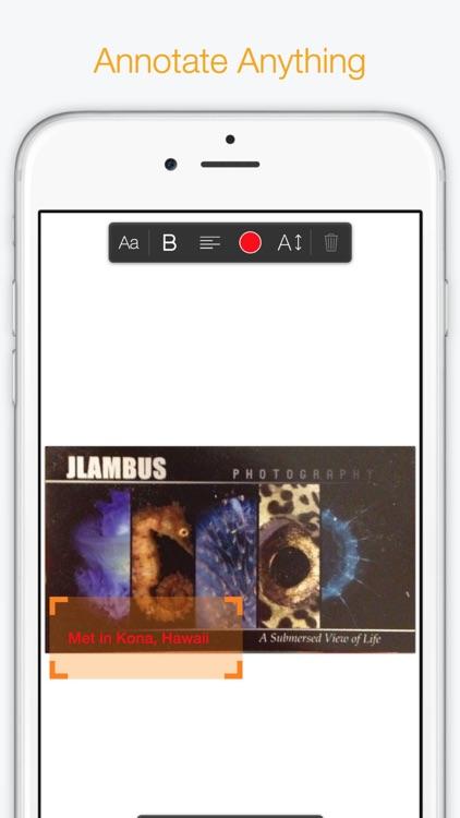 Genius Sign - PDF Edit screenshot-4