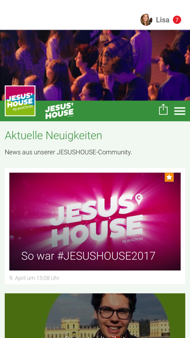 JesusHouse screenshot 1