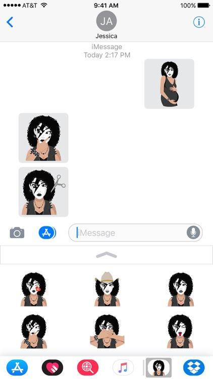 RockerMoji screenshot-3