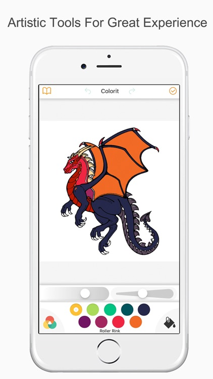 ColorBook - Coloring Pages screenshot-3