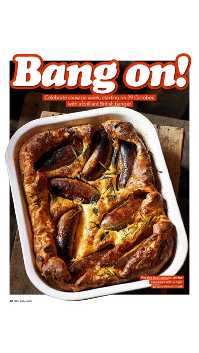 Bbc Easy Cook Magazine review screenshots