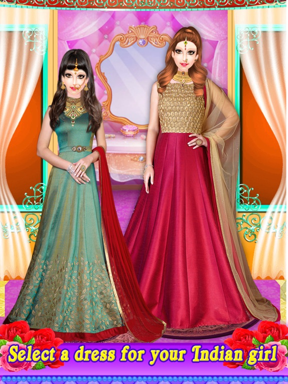 Indian Fashion Stylist Girl screenshot 8