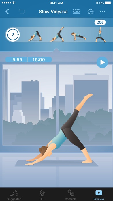 Screenshot for Pocket Yoga Teacher in Czech Republic App Store