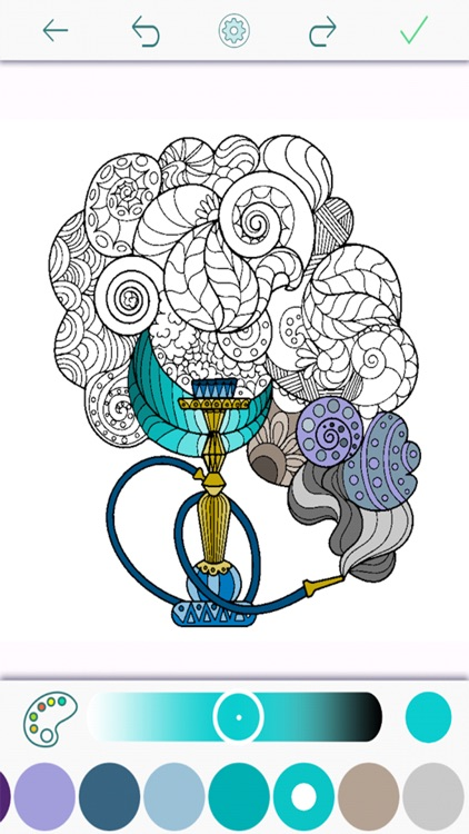 Colority™ My Coloring Pages screenshot-3